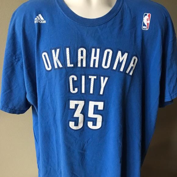 best cheap 7885c 8de26 ADIDAS Kevin Durant #35 OKC Thunder Shirt